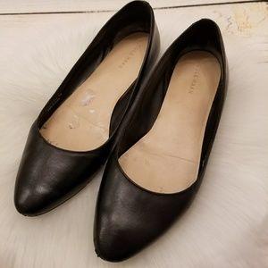 Cole Haan ballet flats slip one D42549 black 6.5